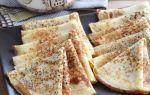 Рецепт блинов с применением рисовой муки