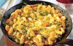 Рецепт макаронного омлета