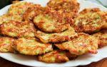 Рецепт колбасных оладий