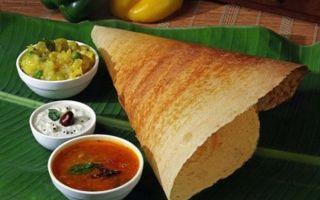 Рецепт необычных и оригинальных блинов — индийская доса