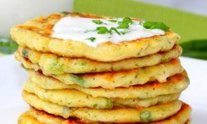 Рецепт оладий из картофельного пюре