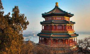 Пекинская утка и мандаринские блины к ней