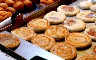 Рецепт корейских оладьев хотток